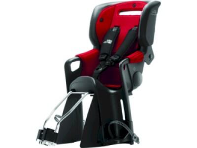 Römer Comfort Relax Kindersitz grau/rot