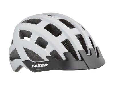 Lazer Compact DLX, weiß matt