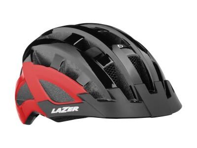 Lazer Compact DLX, schwarz-rot