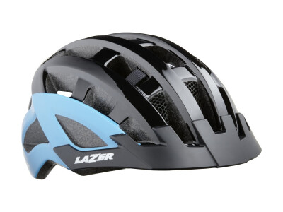 Lazer Compact DLX, schwarz-blau