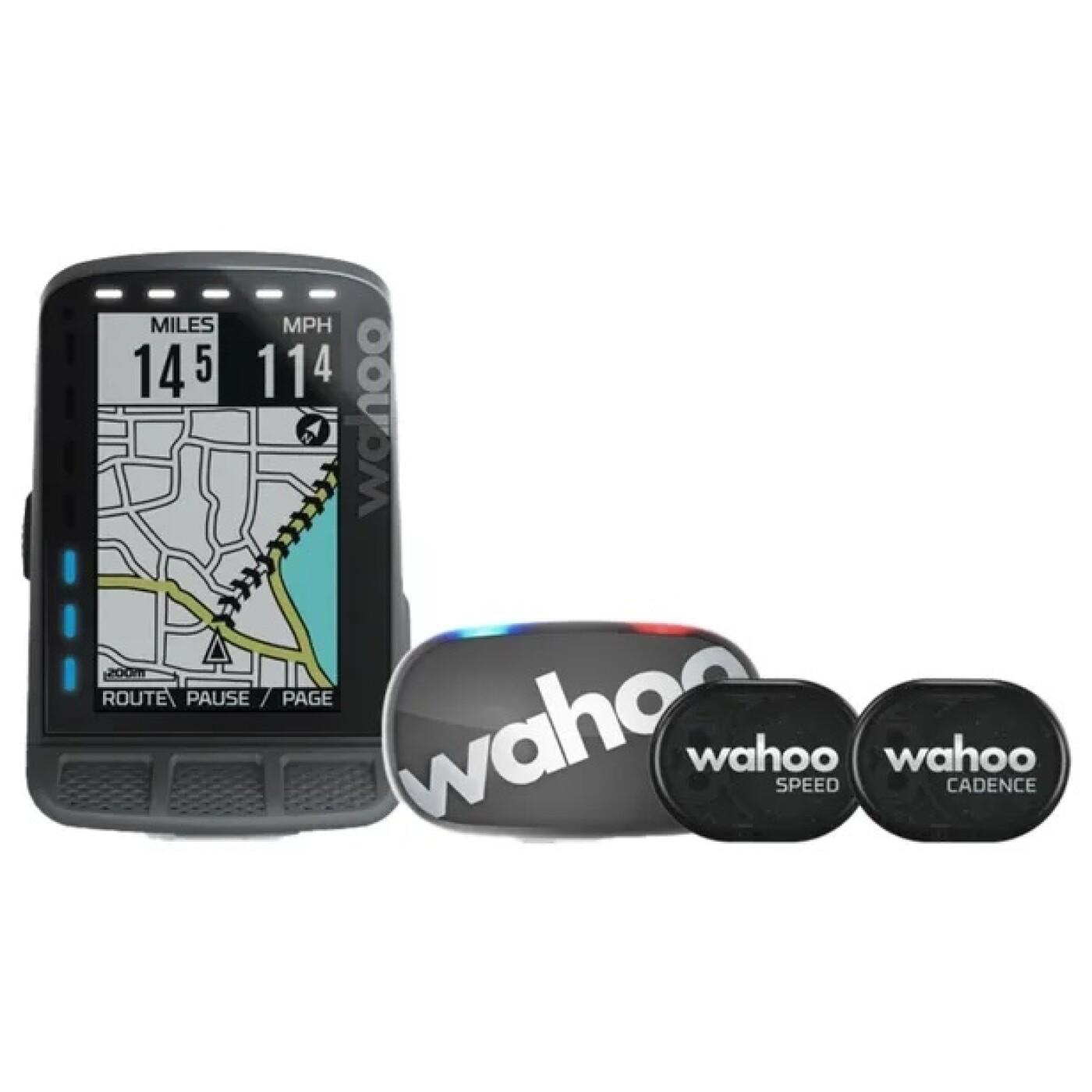 Wahoo Fitness ELEMENT ROAM GPS Set