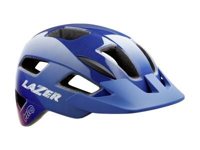 Lazer Gekko + NET, blau-pink