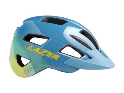 Lazer Gekko + NET, blau-gelb