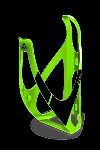 Cube ACID Flaschenhalter HPP matt green/black