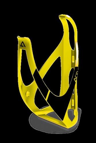 Cube ACID Flaschenhalter HPP matt yellow/black