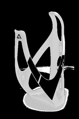 Cube ACID Flaschenhalter HPP matt white/black