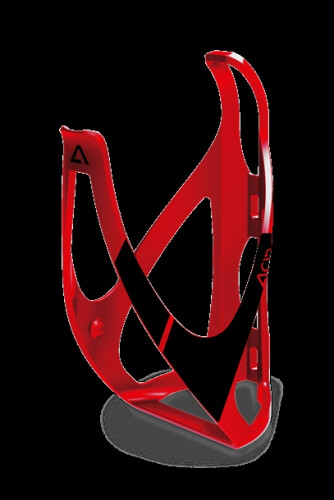 Cube ACID Flaschenhalter HPP matt red/black