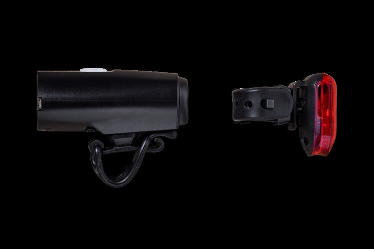 RFR Cube Beleuchtungsset TOUR 18 USB black