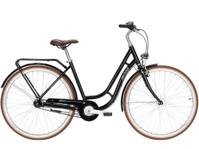 Pegasus Bici Italia schwarz