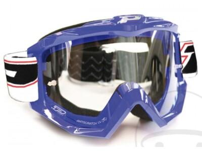 Progrip Brille Race Line 3201 blau