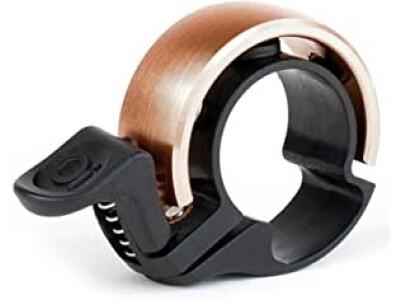 Knog Glocke Oi large Durchmesser 23,8/ 26/ 31,8  silber