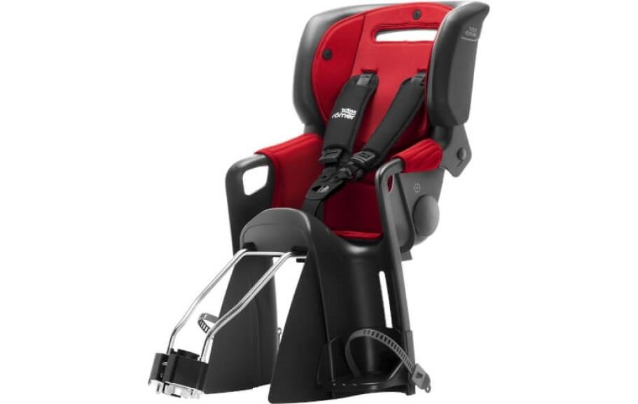 Römer Kindersitz JOCKEY Comfort³   schwarz/rot/blau