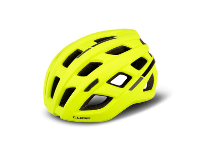 Cube Helm ROAD RACE yellow