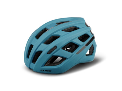 Cube Helm ROAD RACE storm blue