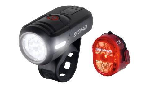 Sigma LED Beleuchtungs Set Aura 45 FL +Nugget II