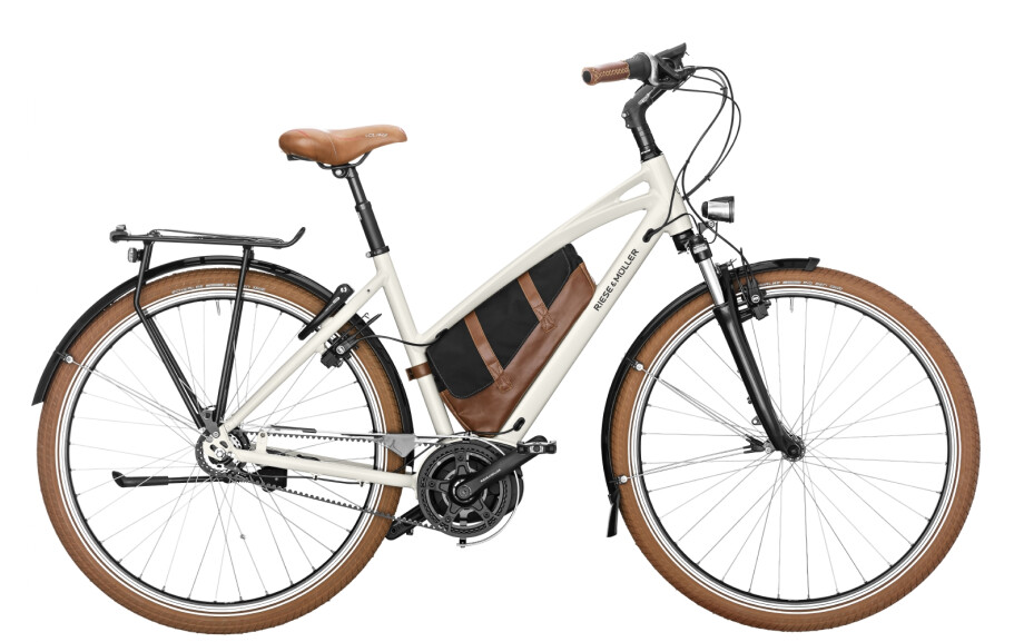 Riese und Müller Cruiser Mixte City