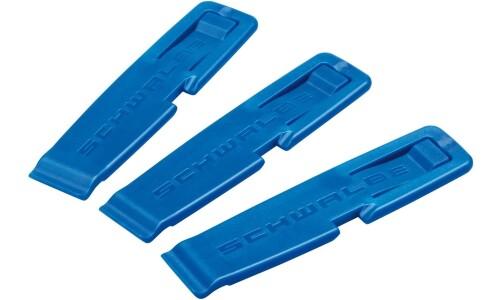 Schwalbe Reifenheberset blau 3Stück steckbar