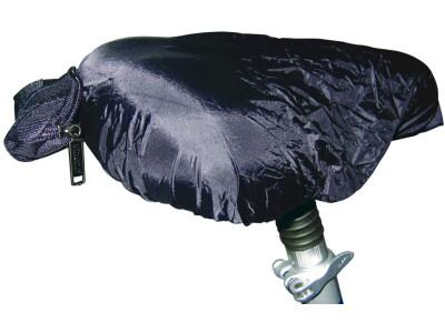 Matrix Sattelschutz Regen mit Sattel-Tasche