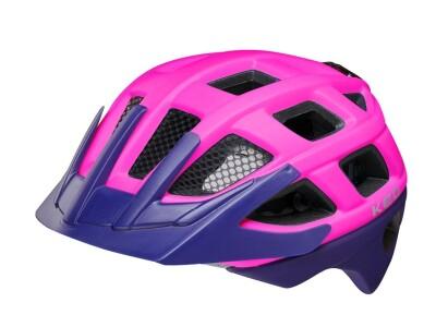 KED Kailu Kinder/Jugend Helm pink purple