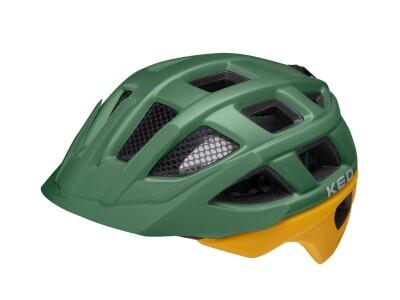 KED Kailu Kinder/Jugend Helm green yellow