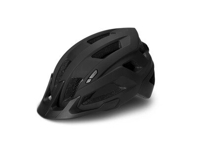 Cube Helm STEEP matt black