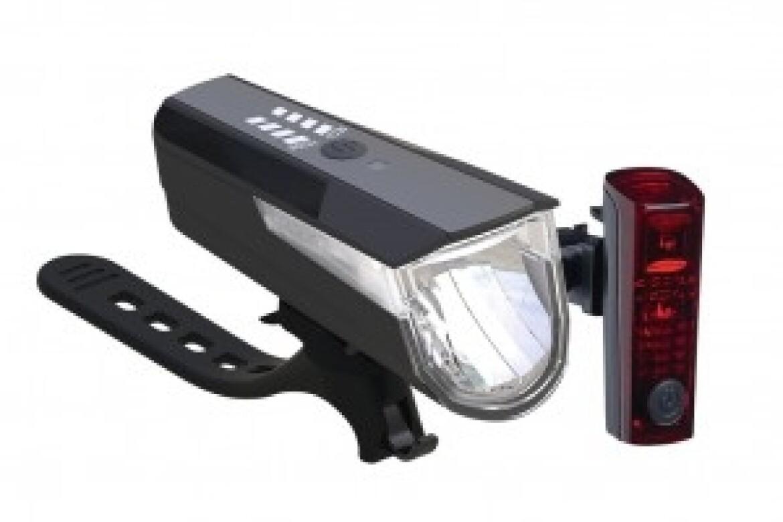 XLC LED-Batterieleuchten-Set BLC 820