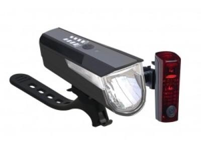 LED-Batterieleuchten-Set BLC 820
