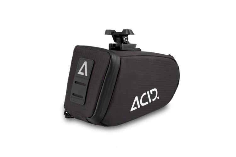 Cube ACID Satteltasche CLICK L black