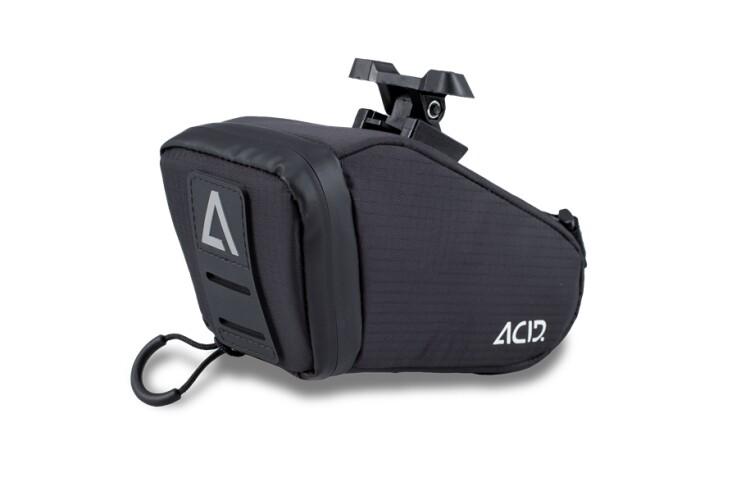 Cube ACID Satteltasche CLICK M black