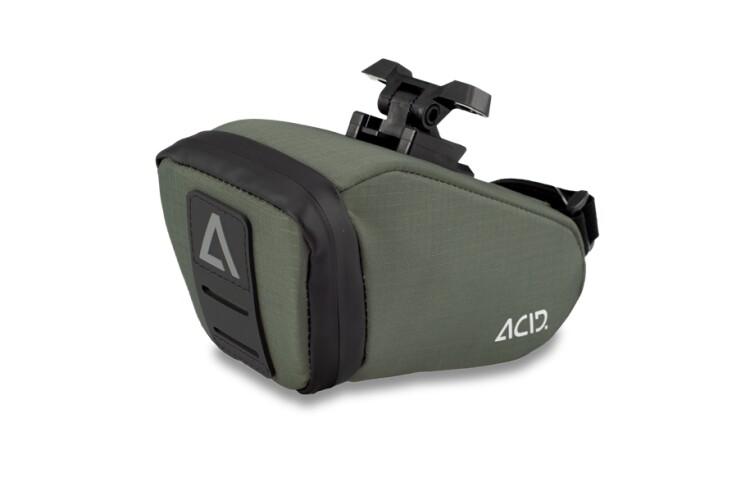 Cube ACID Satteltasche CLICK M olive