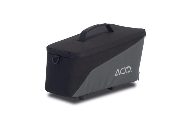 Cube ACID Fahrradtasche TRUNK 8 RILink black