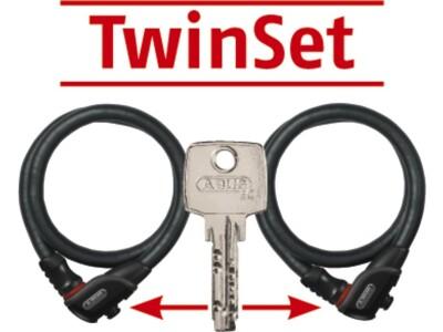 Abus PHANTOM™ 8960/85 Twinset TexFL