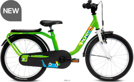 Puky STEEL 18 kiwi/green