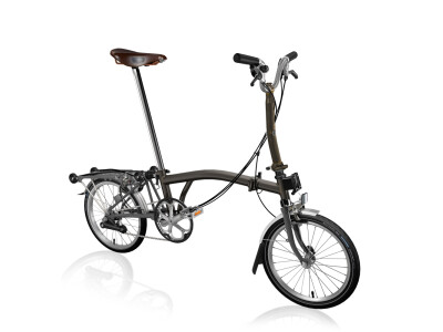 Brompton M6RD Black Lacquer