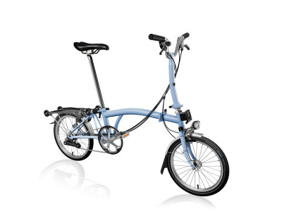 Brompton M6RD Cloud Blue