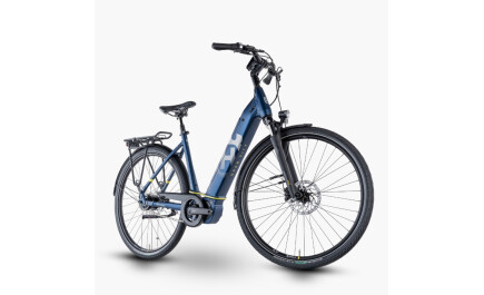 "Husqvarna E-Bicycles Gran City 4 CB 42cm 26"" Wave"