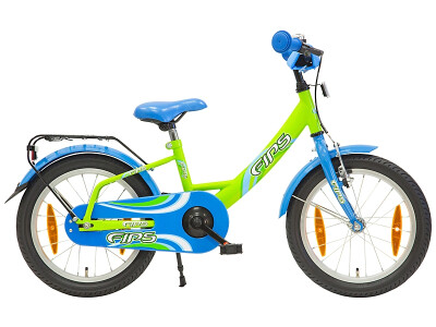 BBF Fips 16 Zoll grün blau