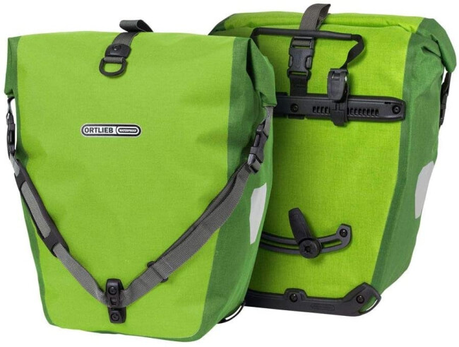 Ortlieb Ortlieb Erwachsene Gepäckträgertasche Back-Roller Plus QL2.1 Paar