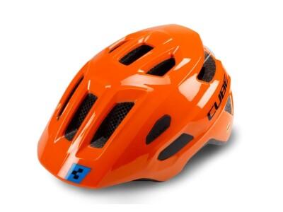 Cube LINOK kinder/jugendhelm orange