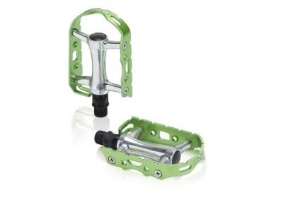 XLC MTB / ATB Ultraleichte Pedale, grün
