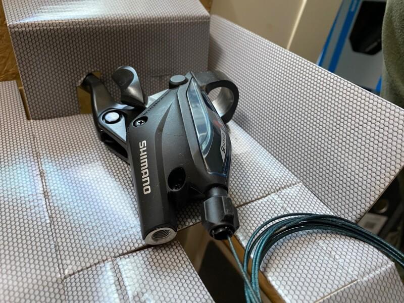 ShimanoST-EF505-9R