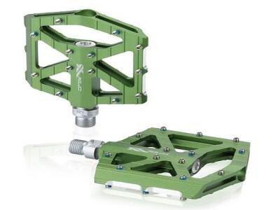 XLC MTB/Trekking Plattform Pedale, grün