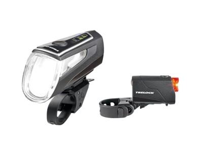 Trelock LED-Batt-Leuchte Set Trelock I-go LS 560/720 Control