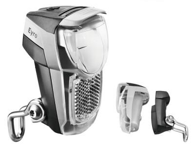 Busch&Müller LED-Akkuscheinwerfer 30 LUX Lumotec IQ-Eyro