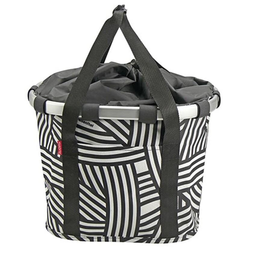 Lenkerkorb Reisenthel Zebra, 15 Liter Volumen