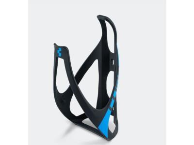 Cube Flaschenhalter black n blue matt