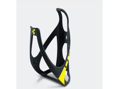 Cube Flaschenhalter black n yellow