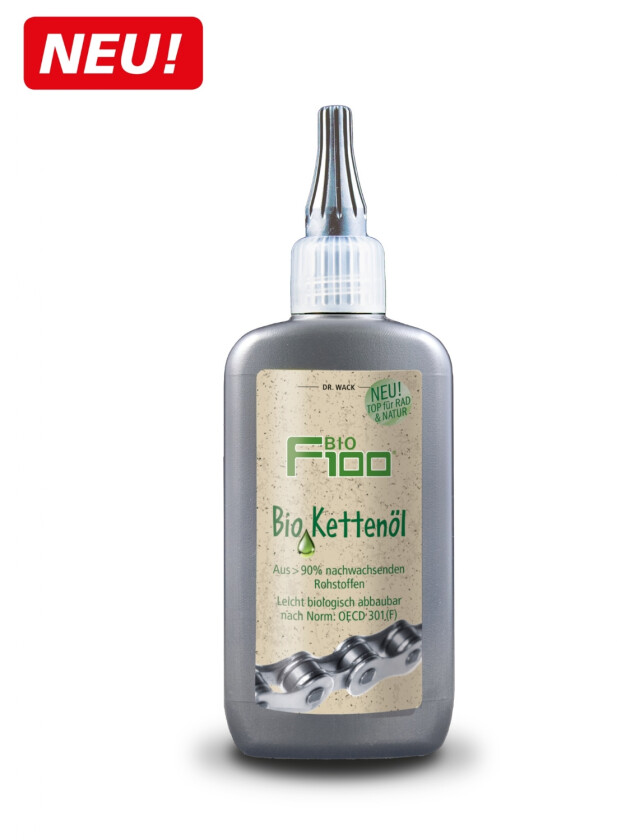 F100 Dr. Wack F100 Bio Kettenöl