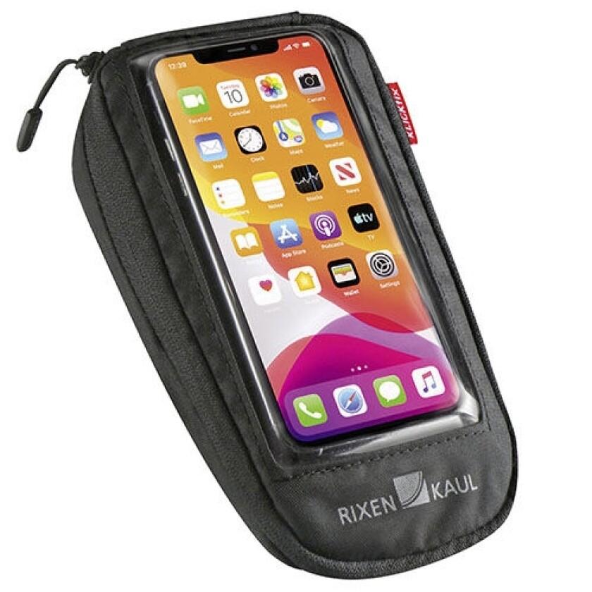 KlickFix Phonebag Comfort M Schwarz
