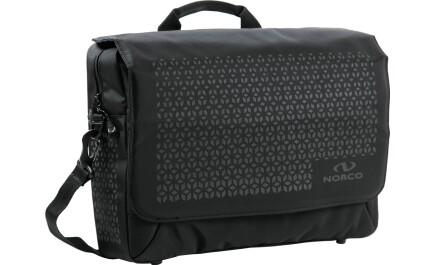 """Norco Bags Commuter Tasche """"Kinross"""" Schwarz 12 l Volumen"""